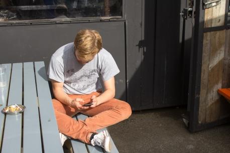 BNN jongen, thnx for conversation
